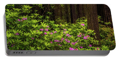 Rhododendrons Portable Battery Charger