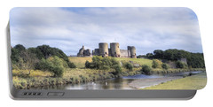 Rhuddlan Castle - Wales Portable Battery Charger