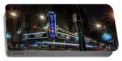 Rialto Theater Portable Battery Charger