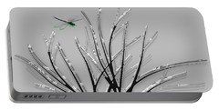 Ribbon Grass Portable Battery Charger