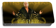 Ric Flair Portable Battery Charger