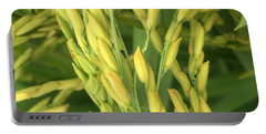 Rice Harvest  Portable Battery Charger