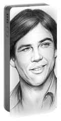 Richard Hatch Portable Battery Charger