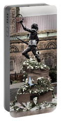 Richard The Third Statue Portable Battery Charger