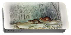 Richardson's Meadow Mouse Portable Battery Charger