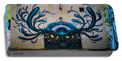 Richmond Street Art Portable Battery Charger