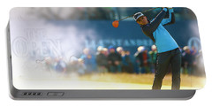 Rickie Fowler  Portable Battery Charger