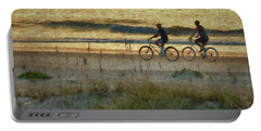 Ride At Dawn Portable Battery Charger
