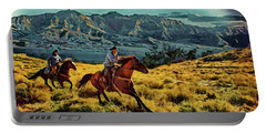 Ride'm Cowboy Portable Battery Charger