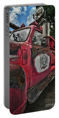 Ridgway Fire Truck Portable Battery Charger