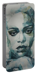 Rihanna - Art Portable Battery Charger