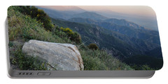 Rim O' The World National Scenic Byway Portable Battery Charger