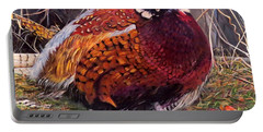 Ring Neck Pheasant Portable Battery Charger