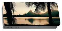 Rio De Janeiro, Brazil Landscape Portable Battery Charger
