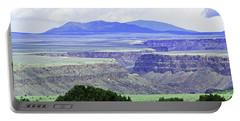 Rio Grande Gorge Portable Battery Charger