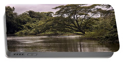 Riparian Rainforest Canopy Portable Battery Charger