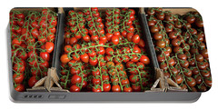 Ripe Tomatoes Portable Battery Charger