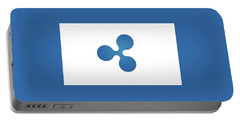 Ripple Coin Portable Battery Charger