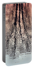 Rippled Reflection Portable Battery Charger