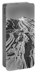 Rippled Sandstone At Waterhole Canyon Portable Battery Charger