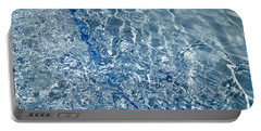 Ripples Of Summer Portable Battery Charger