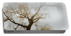 Portable Battery Charger featuring the photograph Rising by Iris Greenwell