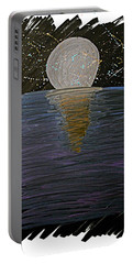 Rising Moon Portable Battery Charger
