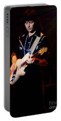 Ritchie Blackmore Super Nova Lighting Effect - Oakland Auditorium 1979 Portable Battery Charger