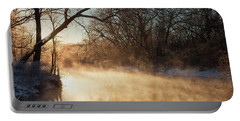 River Fog Portable Battery Charger