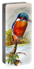 River Kingfisher Portable Battery Charger