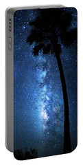 Portable Battery Charger featuring the photograph River Of Stars by Mark Andrew Thomas