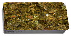 River Pebbles Portable Battery Charger