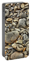 River Rock Portable Battery Charger