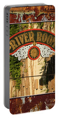 River Room Georgetown South Carolina Portable Battery Charger by Bob Pardue
