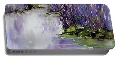 River Seduction Portable Battery Charger