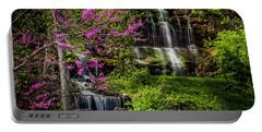 Rivercut Waterfall Portable Battery Charger