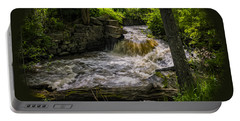 Riverside Portable Battery Charger by Mark Myhaver