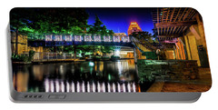 Riverwalk Bridge Portable Battery Charger