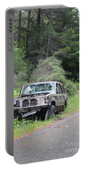 Portable Battery Charger featuring the photograph Road Kill by Marie Neder