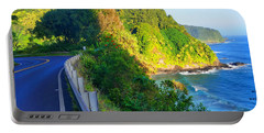 Portable Battery Charger featuring the photograph Road To Hana - Hawaii by Michael Rucker