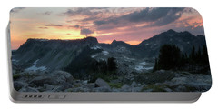 Road To Heather Meadows Portable Battery Charger