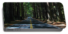 Road To Mendocino Portable Battery Charger