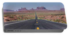 Road To Monument Valley  Portable Battery Charger