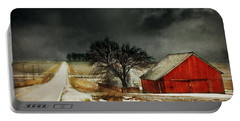Portable Battery Charger featuring the photograph Road To Nowhere by Julie Hamilton