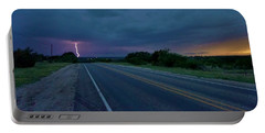 Road To The Storm Portable Battery Charger