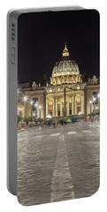 Road To The Vatican  Portable Battery Charger