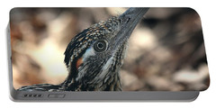 Roadrunner Close-up Portable Battery Charger