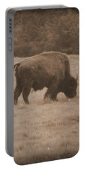 Roaming Bison Portable Battery Charger