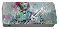 Robby Krieger Portable Battery Charger