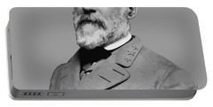 Robert E Lee - Confederate General Portable Battery Charger